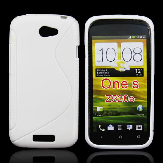 S LINIJA TPU GEL ETUI BEL - HTC ONE S