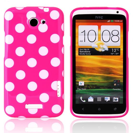 PIKA ROZA BELA - HTC ONE X