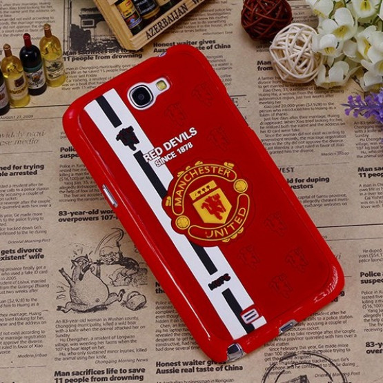 MANCHESTER UNITED - SAMSUNG GALAXY NOTE 2