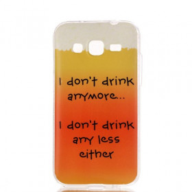 I DON'T DRINK - SAMSUNG GALAXY CORE PRIME