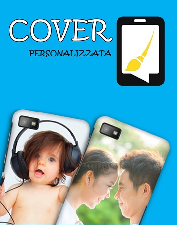 COVER PERSONALIZZATA