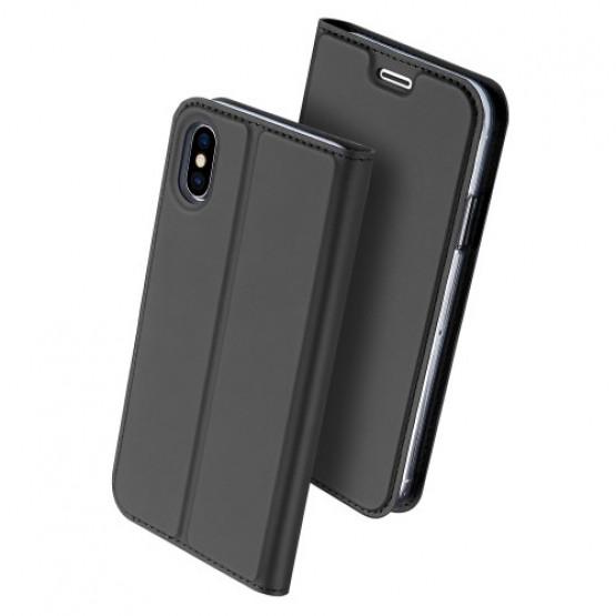 DUX SLIM & MAGNETIC BLACK - APPLE IPHONE X / XS