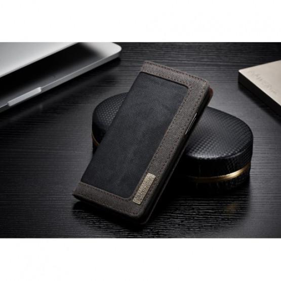 CASEME CANVAS BLACK - APPLE IPHONE X / XS