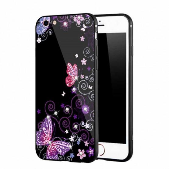 NXE GLASS PISANI METULJI - APPLE IPHONE 6 / IPHONE 6S