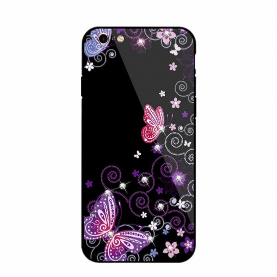 NXE GLASS PISANI METULJI - APPLE IPHONE 6 PLUS / IPHONE 6S PLUS
