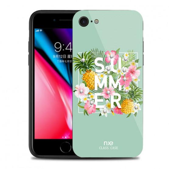 NXE GLASS SUMMER ZELENA - APPLE IPHONE 7 / IPHONE 8