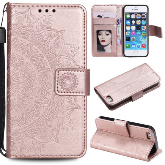 ROSE GOLD MANDALA - APPLE IPHONE 5 / IPHONE 5S / IPHONE SE