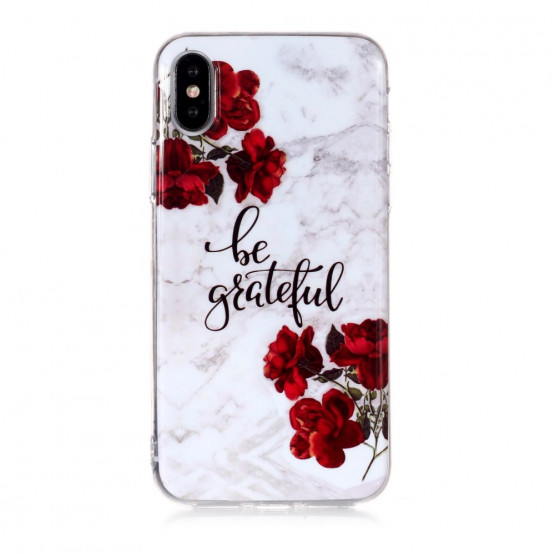 BE GRATEFUL - APPLE IPHONE X / XS