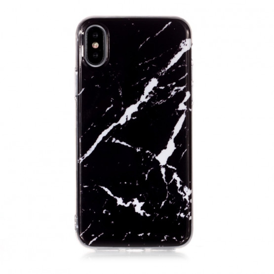 MARMOR ČRN - APPLE IPHONE X / XS