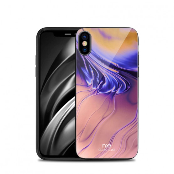 NXE GLASS VODNI SLAP - APPLE IPHONE X / XS
