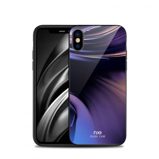 NXE GLASS VIJOLIČNA FUZIJA - APPLE IPHONE X / XS