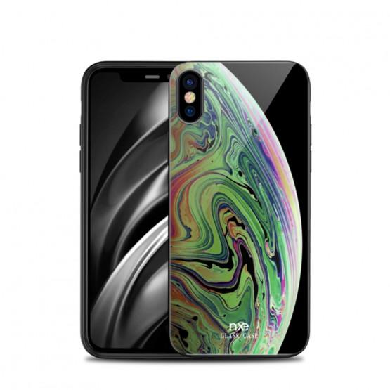 NXE GLASS ZELEN PLANET - APPLE IPHONE X / XS