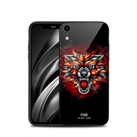 NXE GLASS ANGRY BEAST - APPLE IPHONE XR