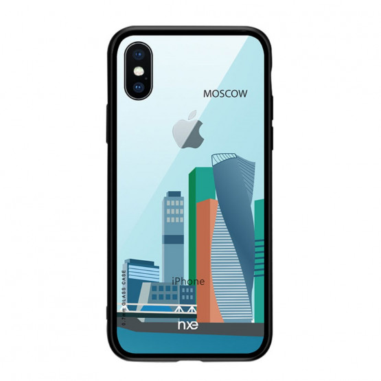 NXE GLASS MOSKVA - APPLE IPHONE X / XS