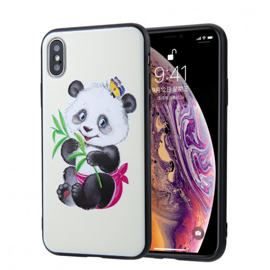 SLIM PRIKUPNA PANDA - APPLE IPHONE XS MAX
