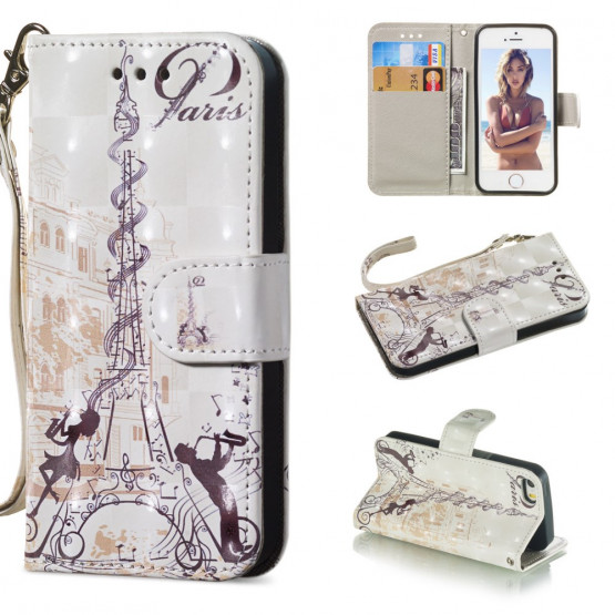 REALISTIC GLASBENI PARIZ - APPLE IPHONE 5 / IPHONE 5S / IPHONE SE