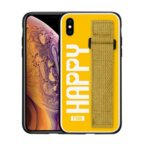 NXE HAPPY RUMEN OVITEK ZA APPLE IPHONE XS MAX