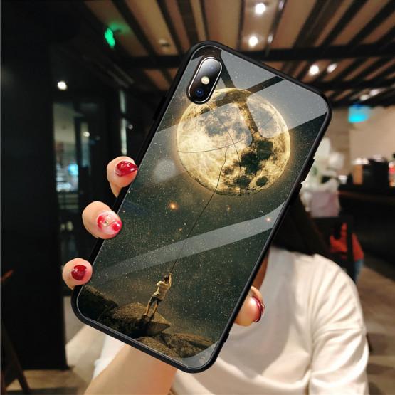 GLASS FULL MOON OVITEK ZA APPLE IPHONE X / XS