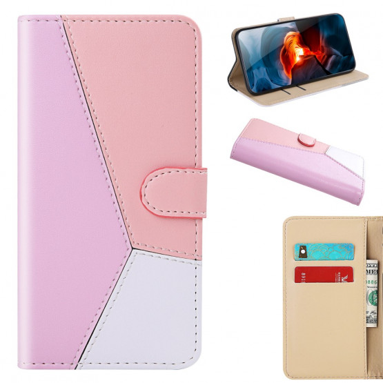 3-COLOUR ROZA ETUI ZA APPLE IPHONE 11 PRO