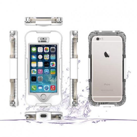 IPHONE 5/5S/SE - 10M VODOODPOREN ETUI RAINBOW