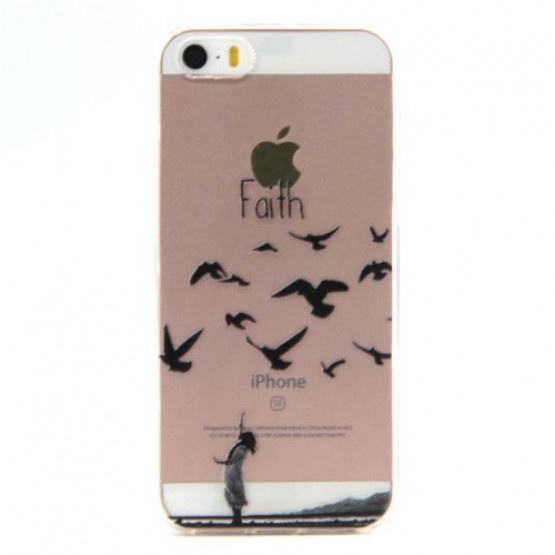SLIM FAITH - APPLE IPHONE 5 / 5S / SE