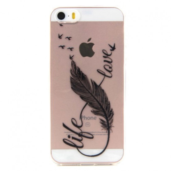 SLIM LIFE AND LOVE - APPLE IPHONE 5 / 5S / SE