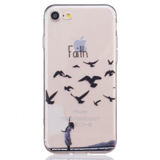 SLIM PROSOJNI FAITH - APPLE IPHONE 7