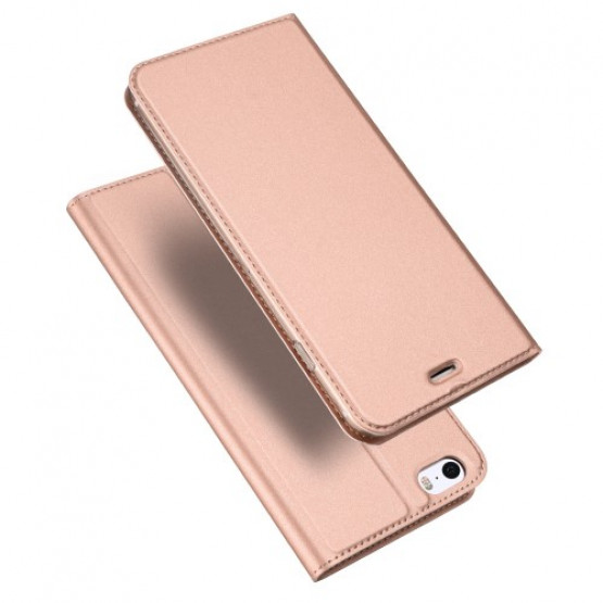 DUX SLIM & MAGNETIC ROSE GOLD - APPLE IPHONE 5 / 5S / SE