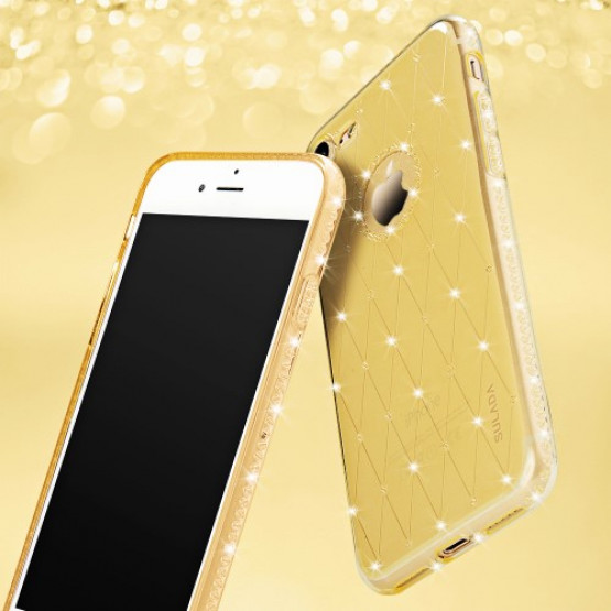 SULADA DIAMOND FASHION ZLAT - IPHONE 7