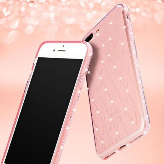 SULADA DIAMOND FASHION ROZA - IPHONE 7 PLUS