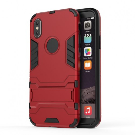 ROBOCOP RED - APPLE IPHONE X / XS