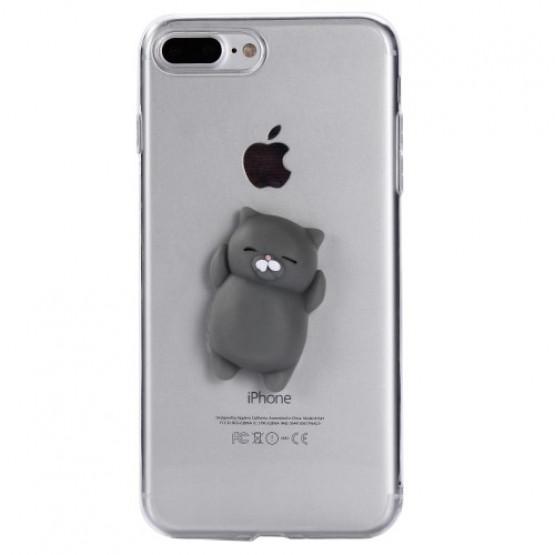 3D SILIKON MUC - APPLE IPHONE 7 PLUS
