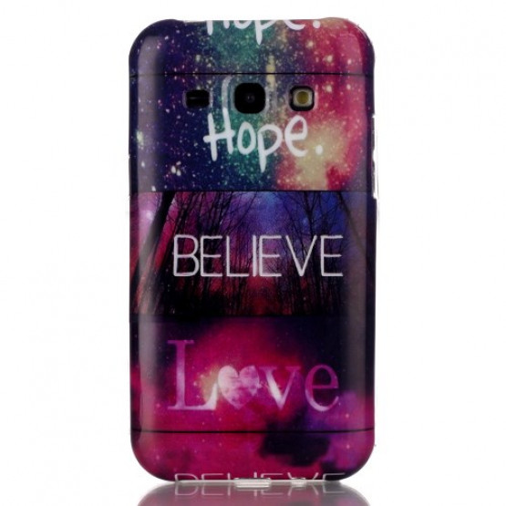 HOPE, BELIEVE, LOVE - SAMSUNG GALAXY J5