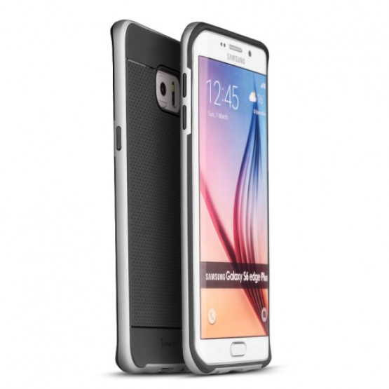 IPAKY DOUBLE FIT SIV - SAMSUNG GALAXY S6 EDGE +