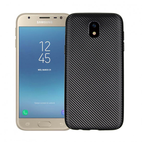 GEOMETRIC SOFT BLACK - SAMSUNG GALAXY J3 (2017)