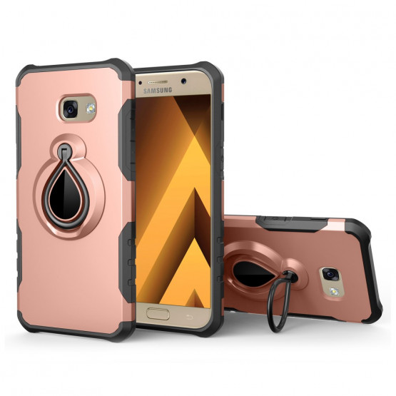MAGNETIC RING ROSE GOLD - SAMSUNG GALAXY A3 (2017)