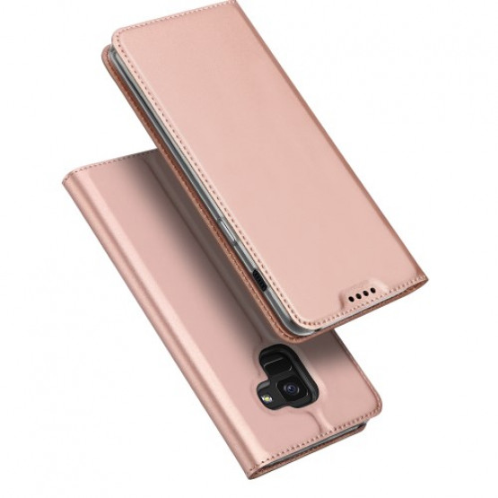 DUX SLIM & MAGNETIC ROSE GOLD - SAMSUNG GALAXY A8 (2018)