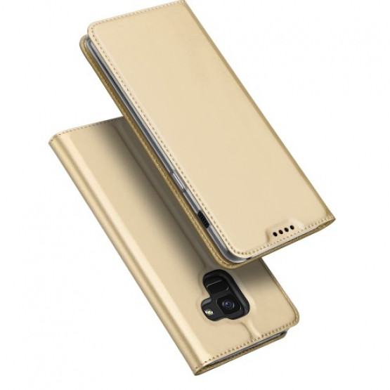 DUX SLIM & MAGNETIC GOLD - SAMSUNG GALAXY A8 (2018)