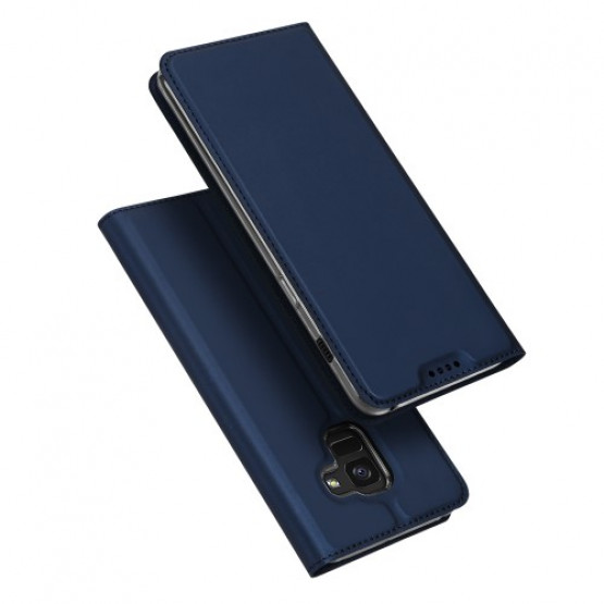 DUX SLIM & MAGNETIC BLUE - SAMSUNG GALAXY A8 (2018)