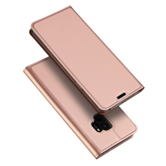 DUX SLIM & MAGNETIC ROSE GOLD - SAMSUNG GALAXY S9