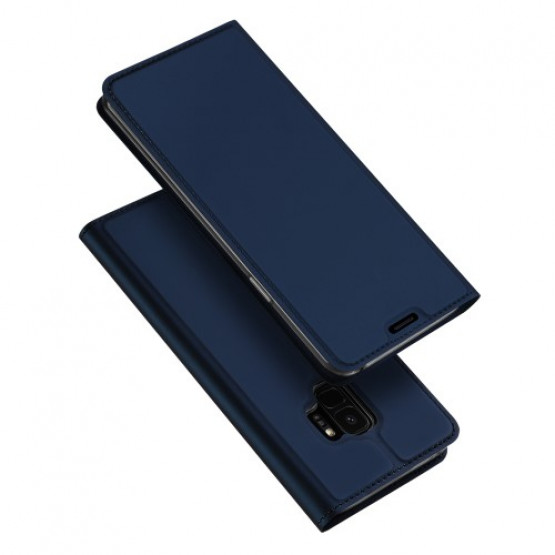 DUX SLIM & MAGNETIC BLUE - SAMSUNG GALAXY S9