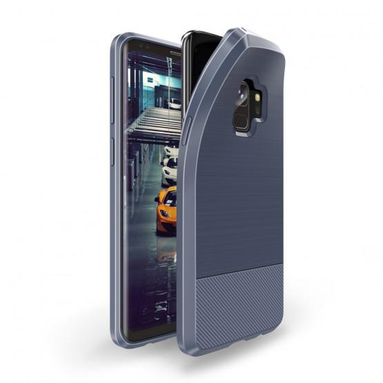 DUX FLEX KARBON MODER - SAMSUNG GALAXY S9