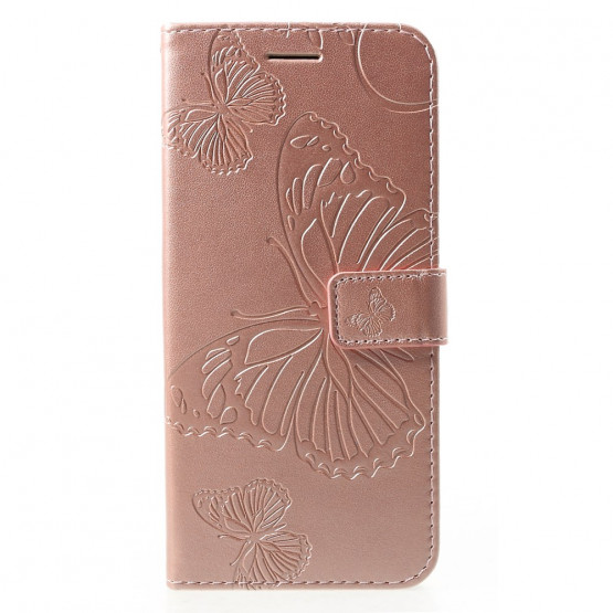 ODTIS METULJEV ROSE GOLD - SAMSUNG GALAXY S10 PLUS