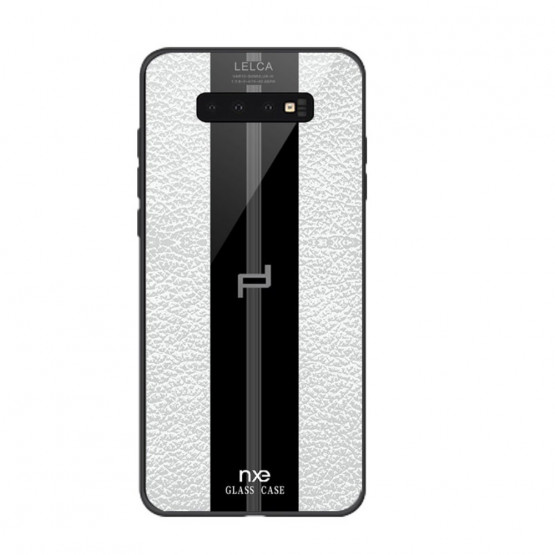 NXE GLASS LEATHER BEL - SAMSUNG GALAXY S10