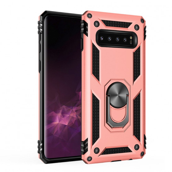 ARMOR RING ROSE GOLD - SAMSUNG GALAXY S10 PLUS
