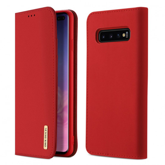 DUX PREMIUM RED ETUI ZA SAMSUNG GALAXY S10 PLUS
