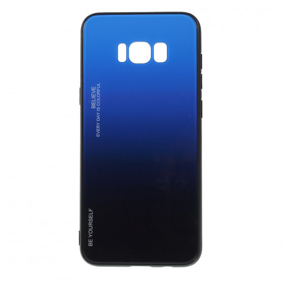 GLASS BE YOURSELF TWILIGHT BLACK/BLUE OVITEK ZA SAMSUNG GALAXY S8 PLUS