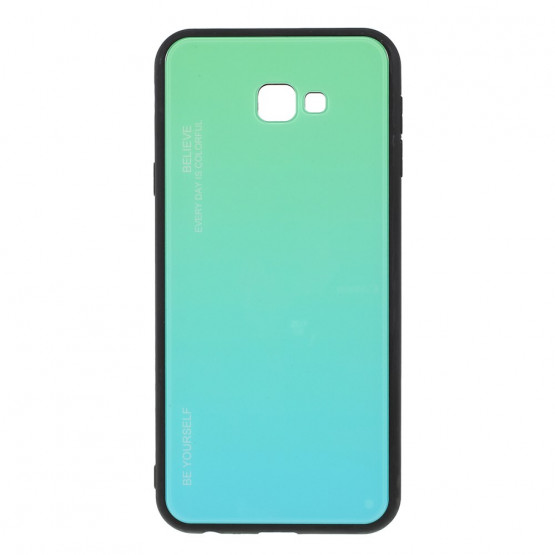 GLASS BE YOURSELF TWILIGHT MINT OVITEK ZA SAMSUNG GALAXY J4 PLUS