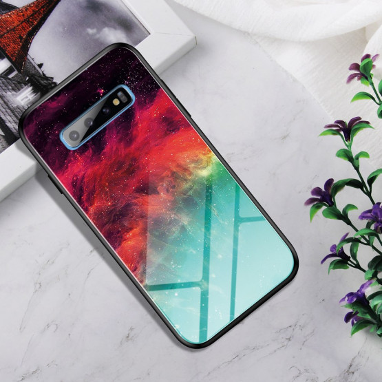 GLASS NEBULA OVITEK ZA SAMSUNG GALAXY S10 PLUS