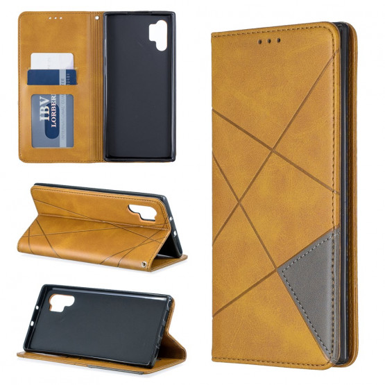 AUTO-ABSORBED GEOMETRIC RUMEN ETUI ZA SAMSUNG GALAXY NOTE 10 PLUS